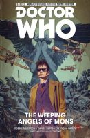 Doctor Who The Tenth Doctor Comic Strip Collection Volume 2: The Weeping Angels of Mons - TPB
